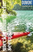 Cover-Bild zu DuMont Reise-Taschenbuch Mecklenburgische Seenplatte von Kaufmann, Christiane