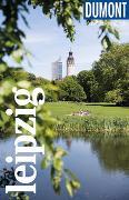 Cover-Bild zu DuMont Reise-Taschenbuch Leipzig von Buhl, Susann