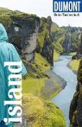 Cover-Bild zu DuMont Reise-Taschenbuch Reiseführer Island (eBook) von Barth, Sabine