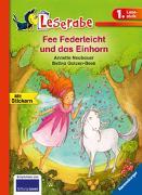 Cover-Bild zu Fee Federleicht und das Einhorn von Neubauer, Annette