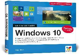 Cover-Bild zu Windows 10 von Hähnle, Jörg