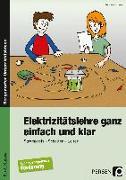 Cover-Bild zu Elektrizitätslehre ganz einfach und klar von Griese, Andreas