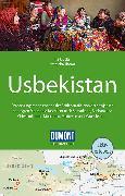 Cover-Bild zu DuMont Reise-Handbuch Reiseführer Usbekistan. 1:1'500'000 von Ducke, Isa