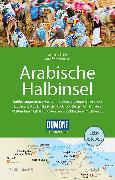 Cover-Bild zu DuMont Reise-Handbuch Reiseführer Arabische Halbinsel. 1:1'000'000 von Heck, Gerhard
