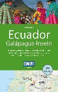 Cover-Bild zu DuMont Reise-Handbuch Reiseführer Ecuador, Galápagos-Inseln. 1:800'000 von Korneffel, Peter