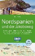 Cover-Bild zu DuMont Reise-Handbuch Reiseführer Nordspanien und der Jakobsweg. 1:800'000 von Golder, Marion