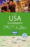 Cover-Bild zu DuMont Reise-Handbuch Reiseführer USA, Die Südstaaten. 1:1'500'000 von Pinck, Axel