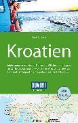 Cover-Bild zu DuMont Reise-Handbuch Reiseführer Kroatien. 1:600'000 von Beyerle, Hubert