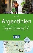 Cover-Bild zu DuMont Reise-Handbuch Reiseführer Argentinien. 1:2'250'000 von Garff, Juan
