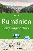 Cover-Bild zu DuMont Reise-Handbuch Reiseführer Rumänien. 1:930'000 von Mihai, Silviu