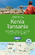 Cover-Bild zu Kenia, Tansania von Kordy, Steffi