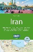 Cover-Bild zu DuMont Reise-Handbuch Reiseführer Iran. 1:1'800'000