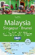 Cover-Bild zu DuMont Reise-Handbuch Reiseführer Malaysia, Singapur, Brunei. 1:750'000 von Loose, Renate