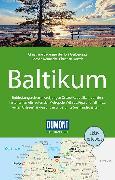 Cover-Bild zu DuMont Reise-Handbuch Reiseführer Baltikum. 1:800'000 von Gerberding, Eva