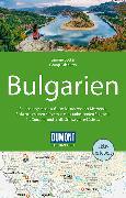 Cover-Bild zu DuMont Reise-Handbuch Reiseführer Bulgarien. 1:800'000 von Palahutev, Georgi