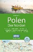 Cover-Bild zu DuMont Reise-Handbuch Reiseführer Polen, Der Norden. 1:600'000 von Gawin, Izabella