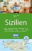Cover-Bild zu DuMont Reise-Handbuch Reiseführer Sizilien. 1:350'000 von Gründel, Eva