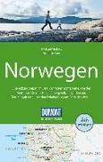 Cover-Bild zu DuMont Reise-Handbuch Reiseführer Norwegen. 1:1'000'000 von Möbius, Michael