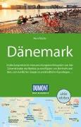 Cover-Bild zu DuMont Reise-Handbuch Reiseführer Dänemark. 1:450'000 von Klüche, Hans