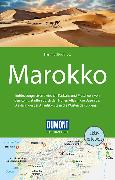 Cover-Bild zu DuMont Reise-Handbuch Reiseführer Marokko. 1:1'500'000 von Buchholz, Hartmut
