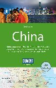 Cover-Bild zu DuMont Reise-Handbuch Reiseführer China. 1:4'000'000 von Fülling, Oliver