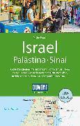 Cover-Bild zu Israel, Palästina, Sinai von Rauch, Michel