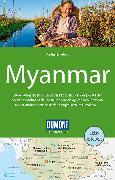 Cover-Bild zu Myanmar, Burma von Petrich, Martin H.