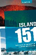 Cover-Bild zu Island 151 (eBook) von Barth, Sabine