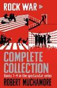 Cover-Bild zu Rock War Complete Collection (eBook) von Muchamore, Robert
