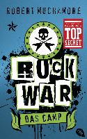 Cover-Bild zu Rock War - Das Camp von Muchamore, Robert