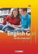 Cover-Bild zu English G 21, Ausgabe B, Band 6: 10. Schuljahr, Fördermaterial, Kopiervorlagen von Wright, Jon