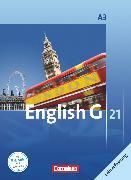 Cover-Bild zu English G 21, Ausgabe A, Band 3: 7. Schuljahr, Schülerbuch - Lehrerfassung, Kartoniert von Abbey, Susan