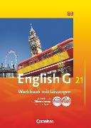 Cover-Bild zu English G 21, Ausgabe B, Band 3: 7. Schuljahr, Workbook mit CD-ROM (e-Workbook) und CD - Lehrerfassung von Seidl, Jennifer