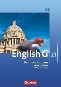 Cover-Bild zu English G 21, Ausgabe A, Abschlussband 6: 10. Schuljahr - 6-jährige Sekundarstufe I, Handreichungen für den Unterricht, Mit Kopiervorlagen von Kohn, Martin