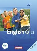 Cover-Bild zu English G 21, Ausgabe A, Band 2: 6. Schuljahr, Schülerbuch - Lehrerfassung, Kartoniert von Abbey, Susan