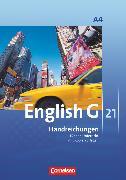 Cover-Bild zu English G 21, Ausgabe A, Band 4: 8. Schuljahr, Handreichungen für den Unterricht, Mit Kopiervorlagen von Brünker, Peter