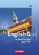 Cover-Bild zu English G 21, Ausgabe A, Band 3: 7. Schuljahr, Handreichungen für den Unterricht, Mit Kopiervorlagen von Brünker, Peter