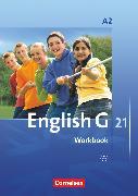 Cover-Bild zu English G 21, Ausgabe A, Band 2: 6. Schuljahr, Workbook mit Audios online von Seidl, Jennifer