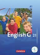 Cover-Bild zu English G 21, Ausgabe A, Band 1: 5. Schuljahr, Schülerbuch, Festeinband von Abbey, Susan