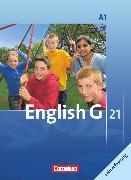 Cover-Bild zu English G 21, Ausgabe A, Band 1: 5. Schuljahr, Schülerbuch - Lehrerfassung, Kartoniert von Abbey, Susan
