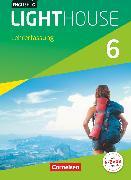 Cover-Bild zu English G Lighthouse, Allgemeine Ausgabe, Band 6: 10. Schuljahr, Schülerbuch - Lehrerfassung, Kartoniert von Abbey, Susan