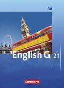 Cover-Bild zu English G 21, Ausgabe A, Band 3: 7. Schuljahr, Schülerbuch, Kartoniert von Abbey, Susan