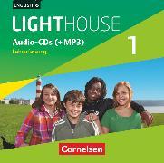 Cover-Bild zu English G Lighthouse, Allgemeine Ausgabe, Band 1: 5. Schuljahr, Audio-CDs (Vollfassung), Audio-Dateien auch als MP3 von Abbey, Susan