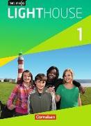 Cover-Bild zu English G Lighthouse, Allgemeine Ausgabe, Band 1: 5. Schuljahr, Schülerbuch, Kartoniert von Abbey, Susan