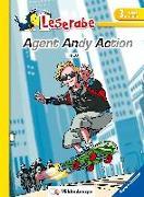 Cover-Bild zu Leserabe - Agent Andy Action von Thilo