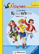 Cover-Bild zu Leserabe - Ein Fall für die Kichererbsen von Reider, Katja