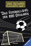 Cover-Bild zu Das Fussballspiel der 1000 Gefahren von Lenk, Fabian (Illustr.)