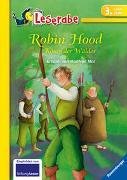 Cover-Bild zu Robin Hood, König der Wälder - Leserabe 3. Klasse - Erstlesebuch für Kinder ab 8 Jahren von Mai, Manfred