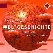 Cover-Bild zu Weltgeschichte (Audio Download) von Mai, Manfred