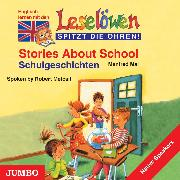 Cover-Bild zu Stories about school. Schulgeschichten (Audio Download) von Mai, Manfred
